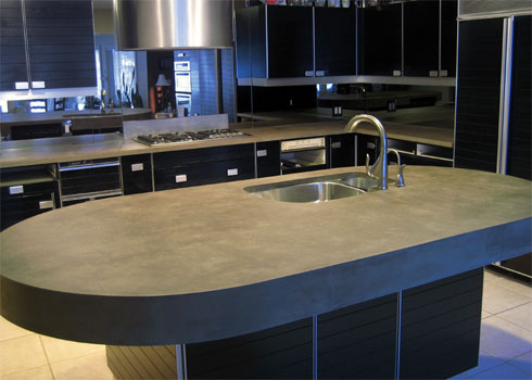 Concrete Worktops Concrete Countertops Concrete Kitchen